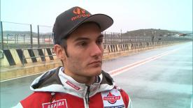After injuring his right hand at the end of 2017, Jorge Navarro has stated that he has fully recovered ahead of this year