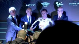 The FIM Enel MotoE™ World Cup was officially launched in Rome, with the series making its debut in 2019