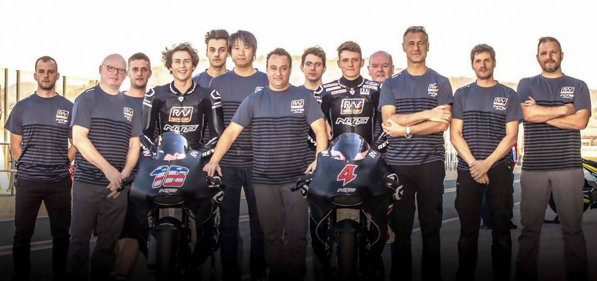 RW Racing GP 2018