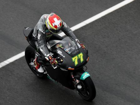 Valencia Moto2 &Moto3 Official Test