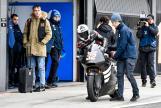 Isaac Vinales, SAG Team, Valencia Moto2 &Moto3 Official Test