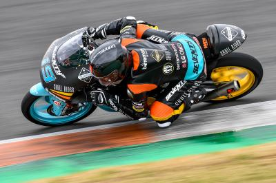 Rodrigo tops Day 2 as the weather clears at Valencia