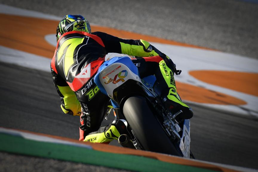 Lorenzo Baldassari, Pons HP40, Valencia Moto2 &Moto3 Official Test