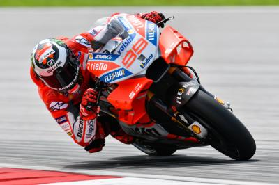 "Lorenzo: ""If we have speed like Sepang, we can challenge"""