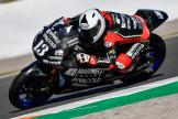 Romano Fenati, Marinelli Snipers Team, Valencia Moto2 & Moto3 Official Test