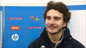 After moving to a new team for 2018, Lorenzo Baldassari gives his thoughts on the opening pre-season test of the year in Valencia