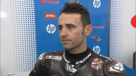 On his return to the intermediate class, Hector Barbera discusses his upcoming debut in Moto2™ and the difference from a MotoGP™ bike