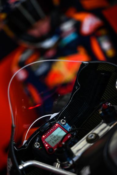 Darryn Binder, Red Bull KTM Ajo , Valencia Moto2 &Moto3 Official Test