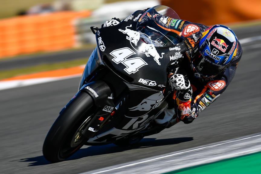 Miguel Oliveira, Red Bull KTM Ajo, Valencia Moto2 &Moto3 Official Test