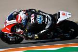 Tetsuta Nagashima, Idemitsu Honda Team Asia,Valencia Moto2 &Moto3 Official Test