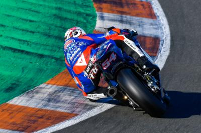 Pasini ends first track action of the year on top