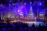SKY Racing Team VR46 Moto2/Moto3 2018 launch