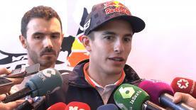 Six-time World Champion Marc Marquez has said that he wants to keep his options with others factories whilst negotiating a new deal