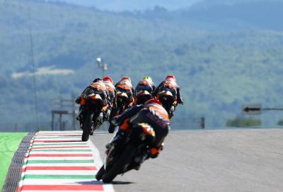 La Red Bull MotoGP Rookies Cup 2018 volverá a Mugello