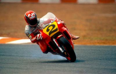 Randy Mamola to become a MotoGP™ Legend