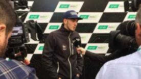 First MotoGP eSport Champion was a guest at the presentation of the FIM MotoE™ World Cup and commented on the new series