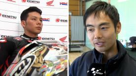 The 2009 250 World Champion talks Takaaki Nakagami as the premier class gets back some Japanese representation on the grid