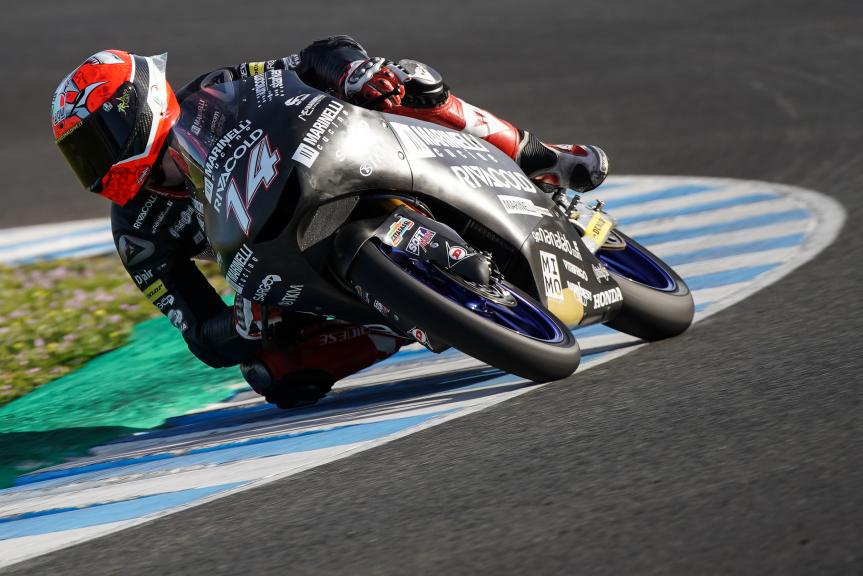 Jerez Moto2-Moto3 Official Test