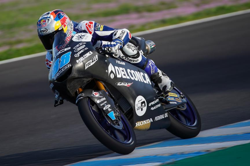 Jerez Moto2-Moto3 Official Test