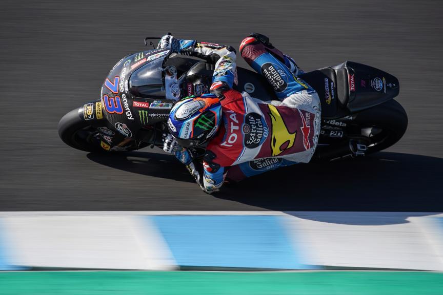 Alex Marquez, EG 0,0 Marc VDS, Jerez Moto2 &Moto3 Official Test