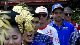 The Italian rider hopes this could be a good circuit for Suzuki and for him