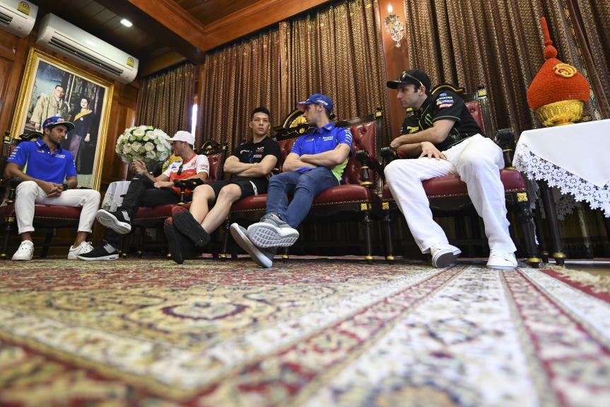 Preevent, Buriram MotoGP™ Official Test