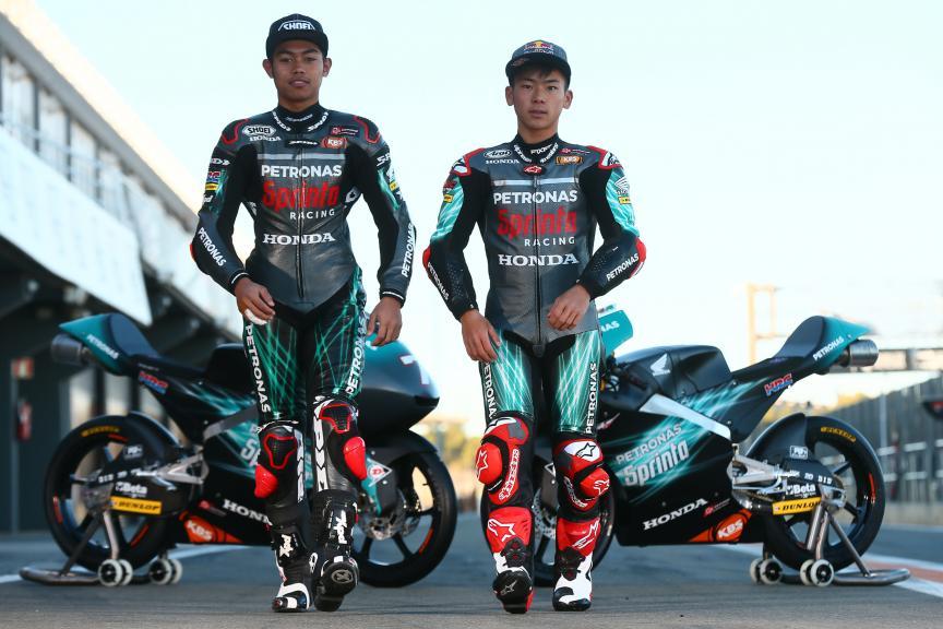 Petronas Sprinta Team Launch