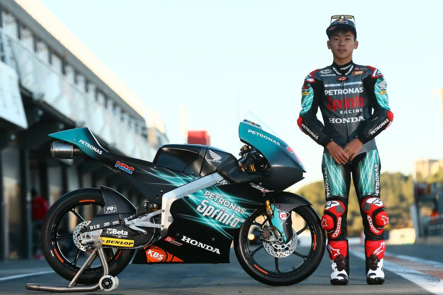 Petronas Sprinta Team Launch