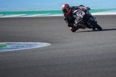 Jerez test: Arbolino, Bastianini, Martin the fastest trio