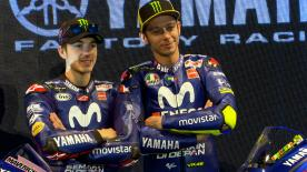 After a difficult 2017 and mixed first pre-season test in Sepang, will Movistar Yamaha be able to find the right direction in Buriram?