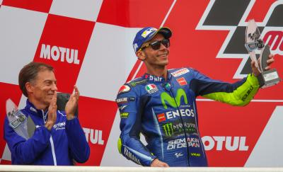 Rossi to renew contract? Lin Jarvis explains