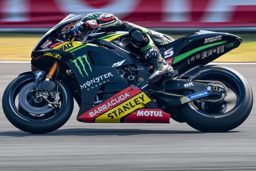 Johann Zarco, Monster Yamaha Tech 3, Buriram MotoGP™ Official Test