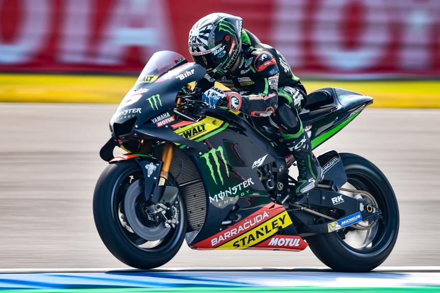 Johann Zarco, Monster Yamaha Tech 3, Buriram MotoGP™ Official Test