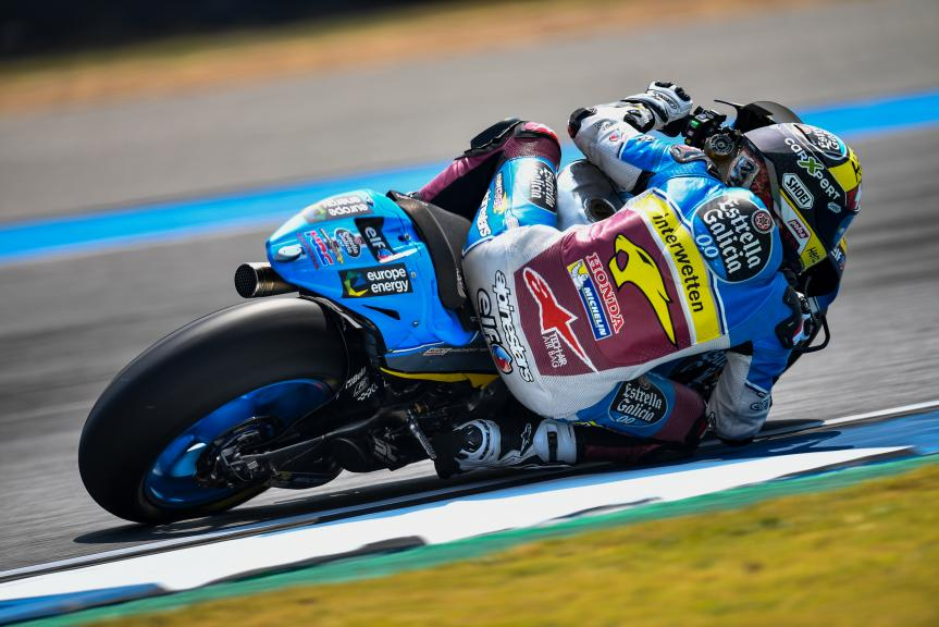 Thomas Luthi, EG 0,0 Marc VDS, Buriram MotoGP™ Official Test