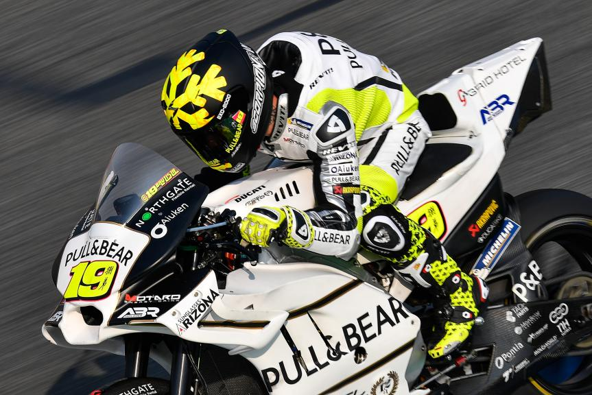 Alvaro Bautista, Angel Nieto Team, Buriram MotoGP™ Official Test