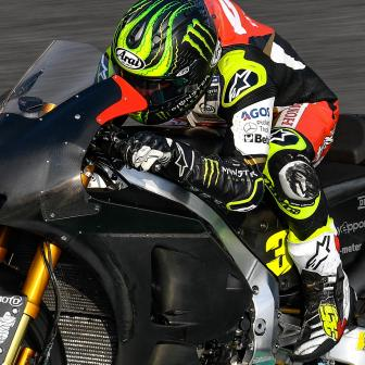 Crutchlow and Rins take first honours in Thailand