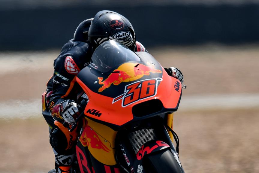 Mika Kallio, Red Bull KTM Factory Racing, Buriram MotoGP™ Official Test