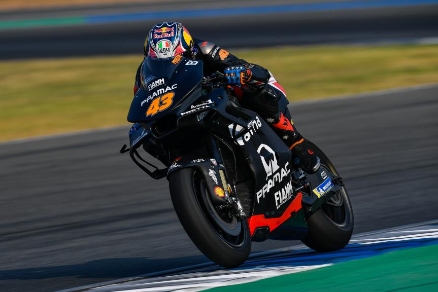 Jack Miller, Alma Pramac Racing, Buriram MotoGP™ Official Test