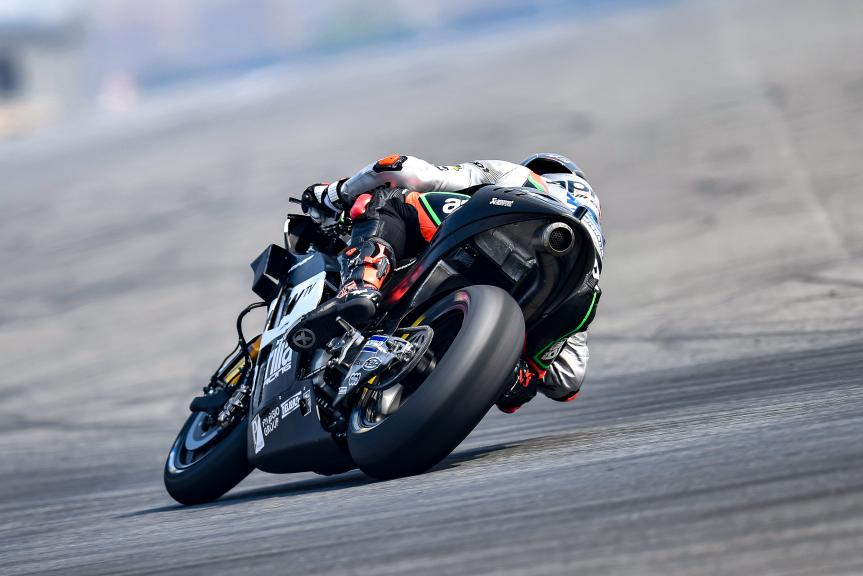 Scott Redding, Aprilia Racing Team Gresini, Buriram MotoGP™ Official Test