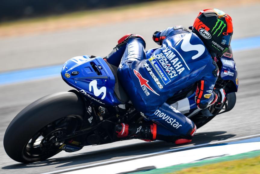 Maverick Viñales, Movistar Yamaha MotoGP, Buriram MotoGP™ Official Test