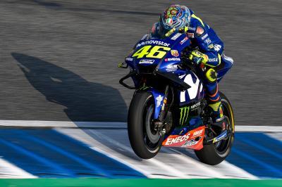 Rossi: à 39 ans, l'histoire continue de s'écrire