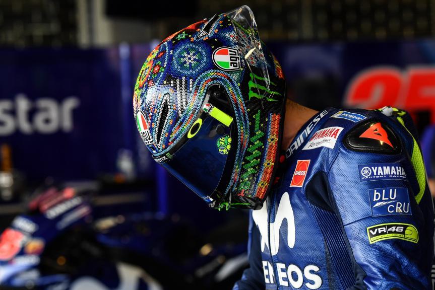 Valentino Rossi, Movistar Yamaha MotoGP, Buriram MotoGP™ Official Test