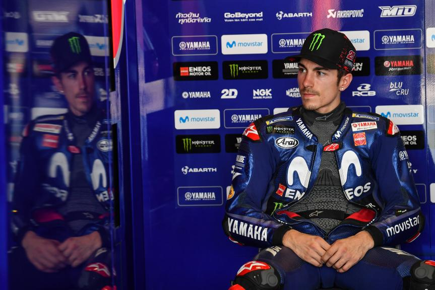 Maverick Viñales, Movistar Yamaha MotoGP, Buriram MotoGP™ Official Test