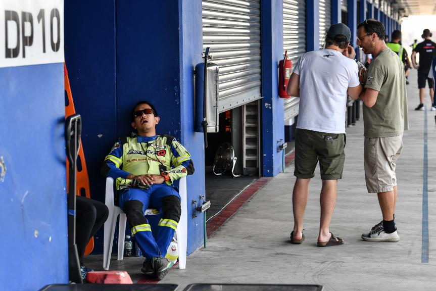 Buriram MotoGP™ Official Test