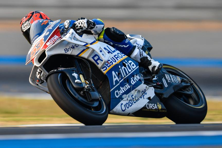 Tito Rabat, Reale Avintia Racing, Buriram MotoGP™ Official Test