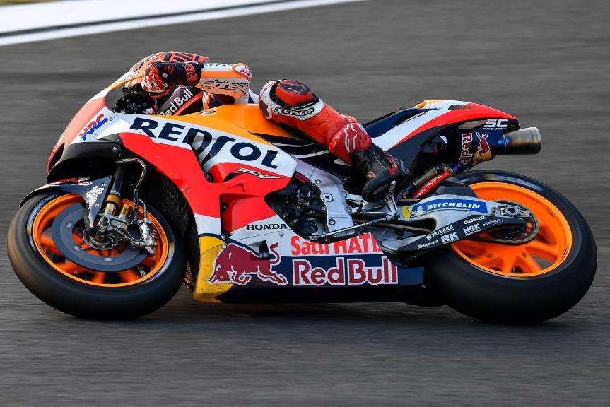 Marc Marquez, Repsol Honda Team, Buriram MotoGP™ Official Test