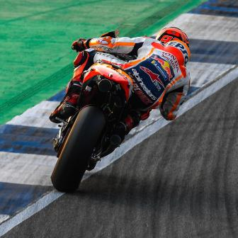 #ThaiTest: Marquez blasts below the 1:30 bracket at Buriram