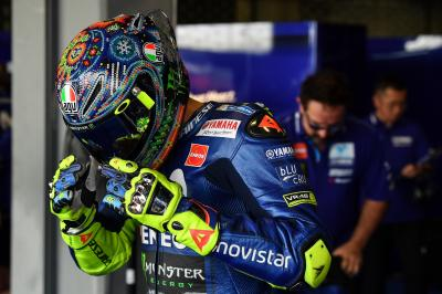 Yamaha: MV25 and VR46 talk Day 2