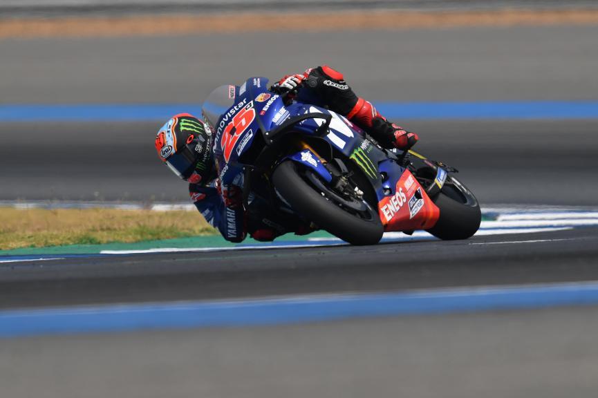 Maverick Viñales, Movistar Yamaha MotoGP, Buriram MotoGP™ Official Tes