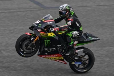 "Zarco: ""I've been happy from the first day"""